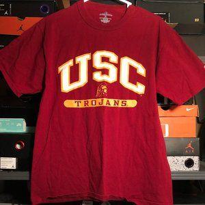 Russell Athletic USC Trojans T Shirt Medium